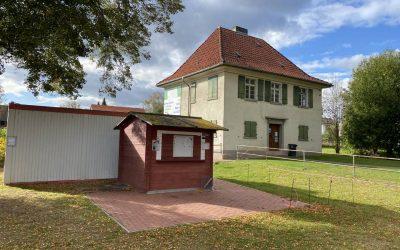 Erneuerung des Gebäudebestandes am Jahnsportplatz